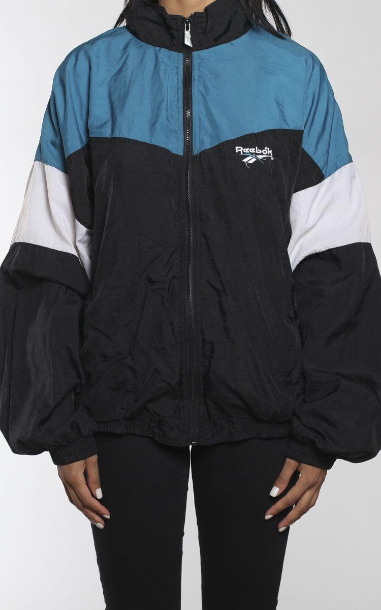 4ee65d0b9078c Vintage Reebok Windbreaker Jacket : Vendor: vendor-unknownType ...