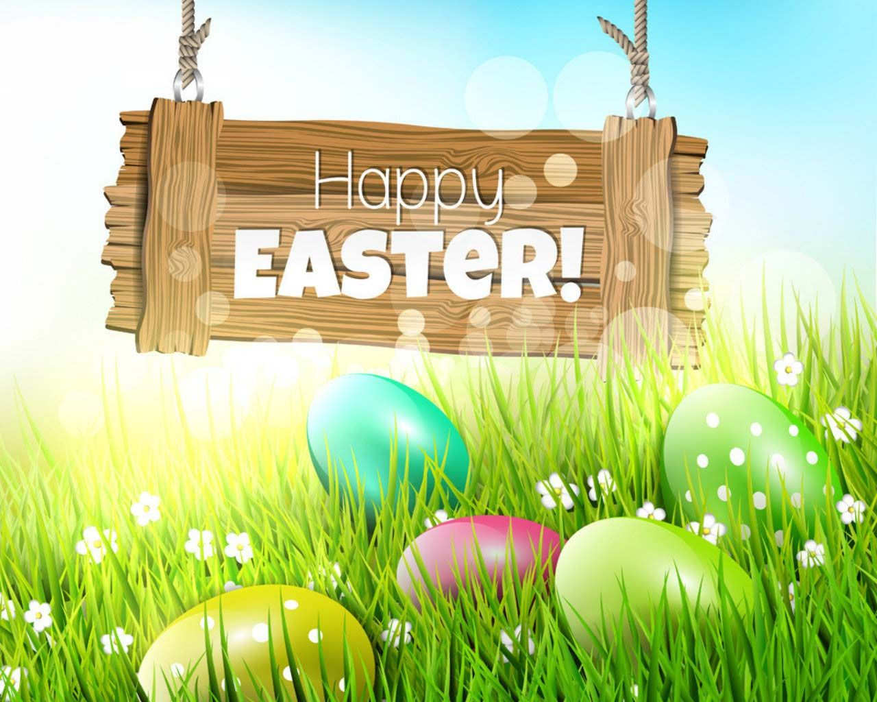 happy easter free wallpaper 1280x1024 cool pc wallpapers