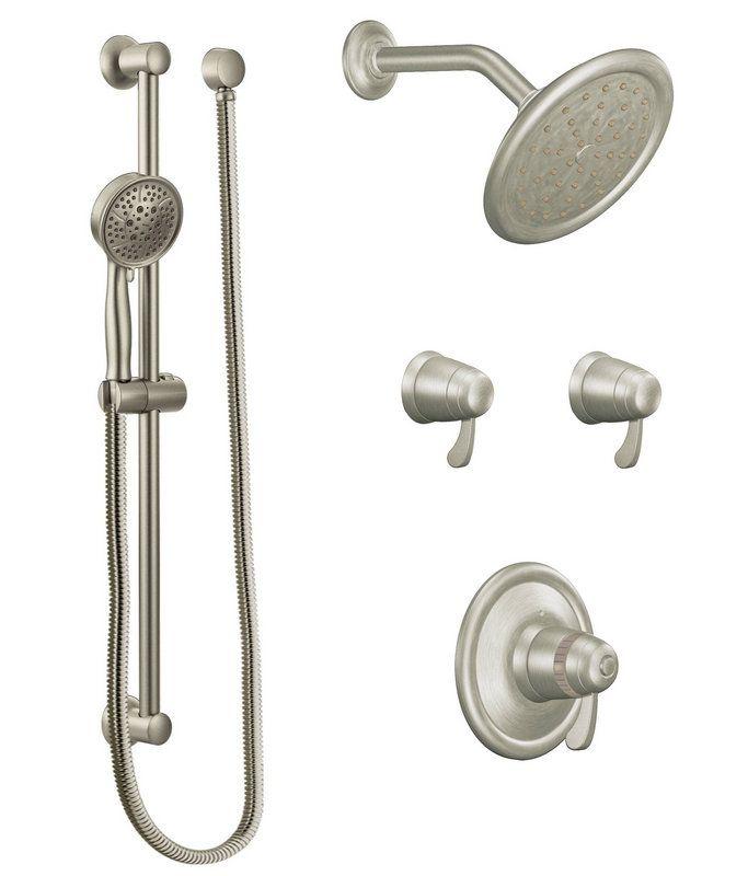 Moen 770 Shower Systems Shower Panels Shower Valve