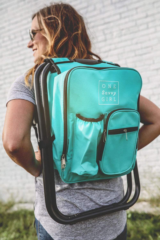 Amazonsmile one savvy girl ultralight backpack cooler