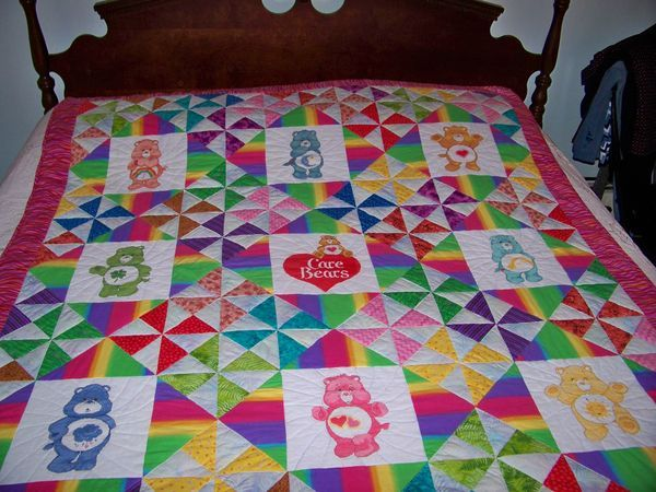Aunt Wanda, wonder can you do it in my childhood favorite ... : quilt care - Adamdwight.com
