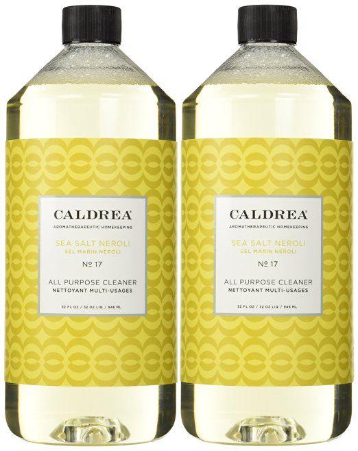 Caldrea All Purpose Cleanser 32 Oz Sea Sale Neroli 2 Pk Neroli Cleanser Essential Oils