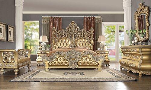 Amazon Com Inland Empire Furniture King Size Tenaya Formal