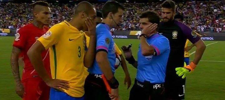 Ya me consignaron la platica los de Brasil? No.  Entonces gol de Perú.