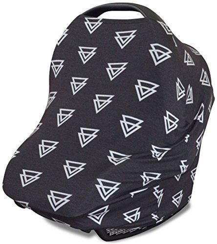 Stretchy 3 In 1 Car Seat Canopy
