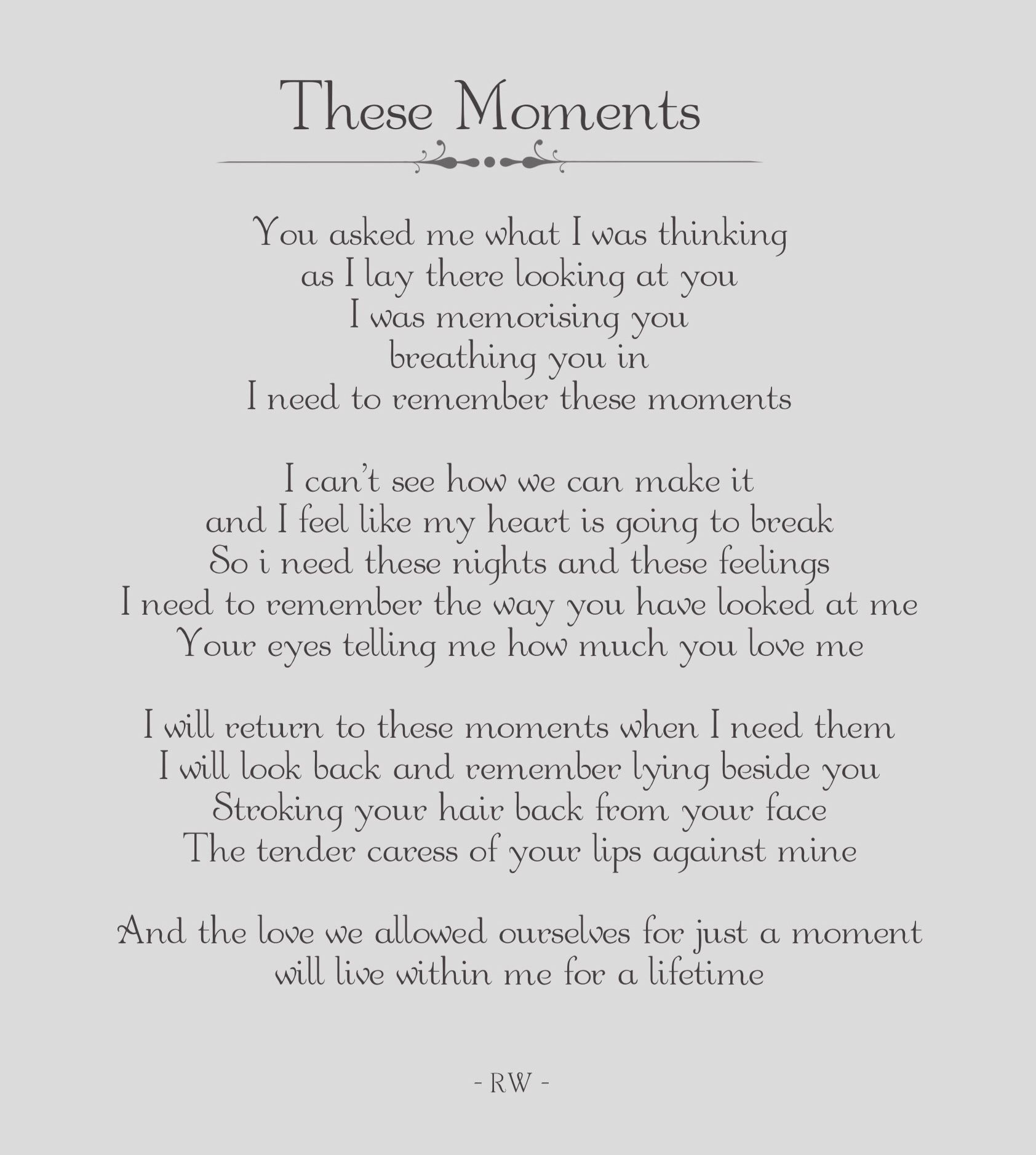 These Moments  Forbidden love quotes, Eternal love quotes, Sweet
