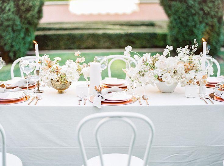 Gorgeous Fine Art Fairmont Grand Del Mar Wedding in San Diego #whitecandleswedding