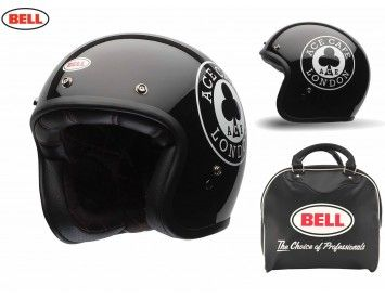 The All New Ace Cafe London Limited Edition Bell Custom 500 Helmet