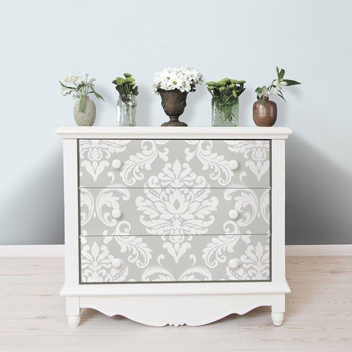 29 Ways To Make Your Home Look Elegant Af Painted Furniture Stencil Furniture Furniture