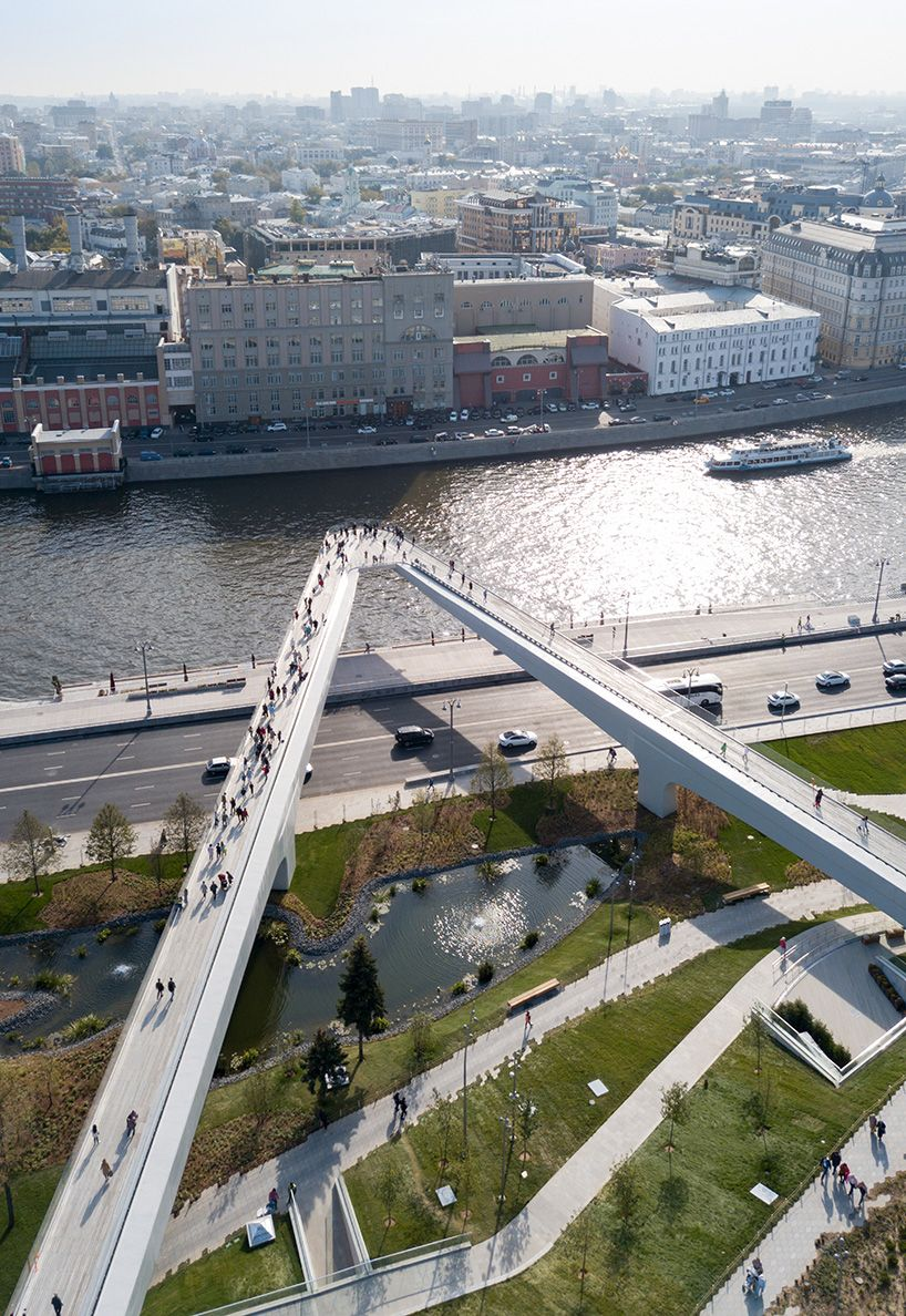 The Last Park Designed By Landscape >> Diller Scofidio Renfro Designed Zaryadye Park Opens In Moscow