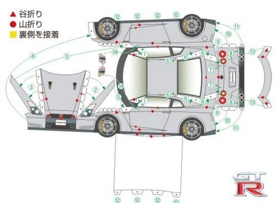 Image result for Paper cars   rajjj   Pinterest   Cars