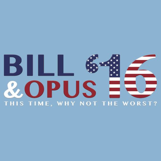 opus and bill 2016 - Google Search