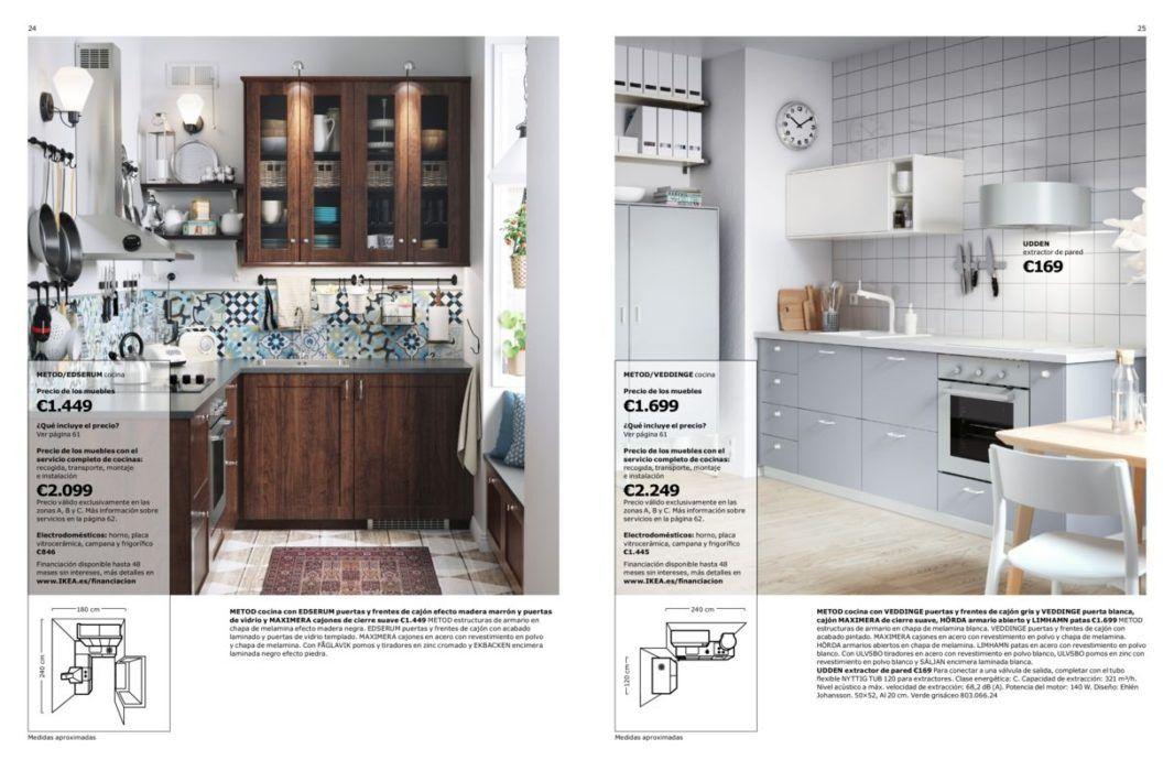 Muebles De Cocina Ikea Precios. Top Hermoso Precio Cocina Completa ...