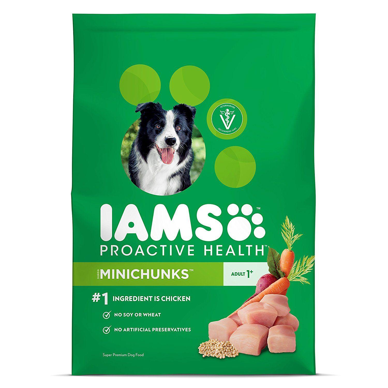 Iams Proactive Health Adult Minichunks Premium Dog Nutrition 50