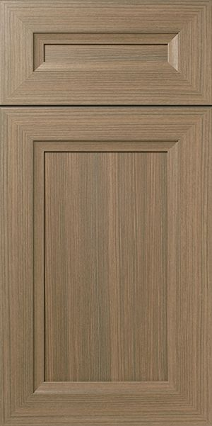 S905 Merit   Decorative Laminate Veneer Cabinet Door With Clean Lines And  Lightly Textured Veneer | WalzCraft