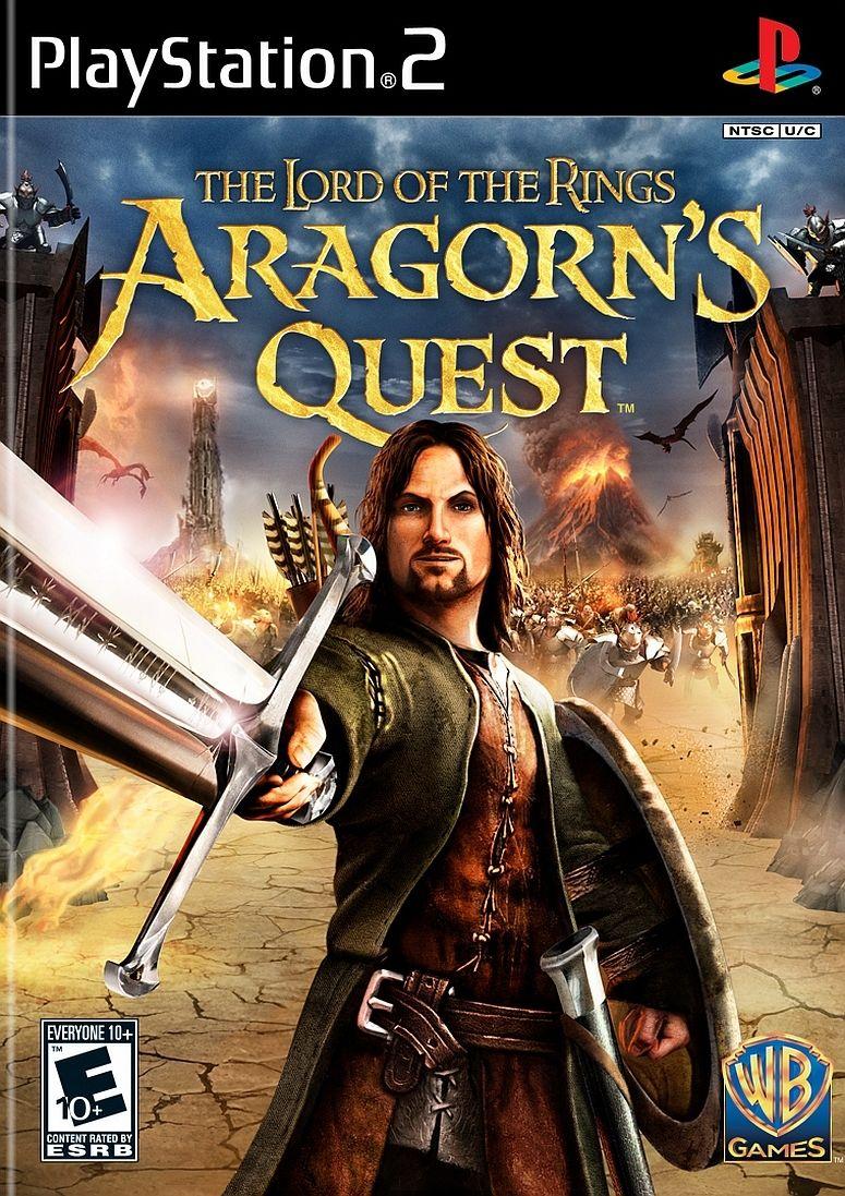 Lord Of The Rings Aragorn S Quest Ps2 El Señor De Los Anillos Wii Descarga Juegos