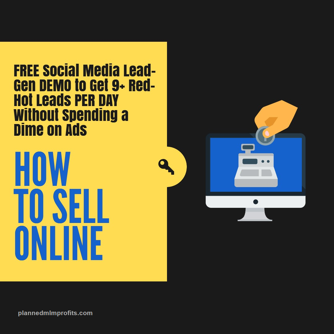 Get 21 Red Hot Leads Per Day Without Spending A Dime On Ads Smm