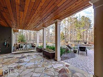 Fayetteville Home Basement House Plans Patio Under Decks Basement Flooring Options