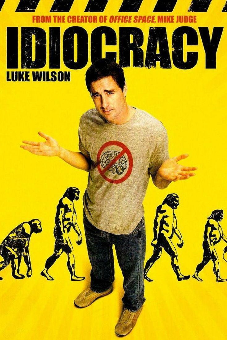 Is Idiocracy on Netflix? Idiocracy movie, Idiocracy