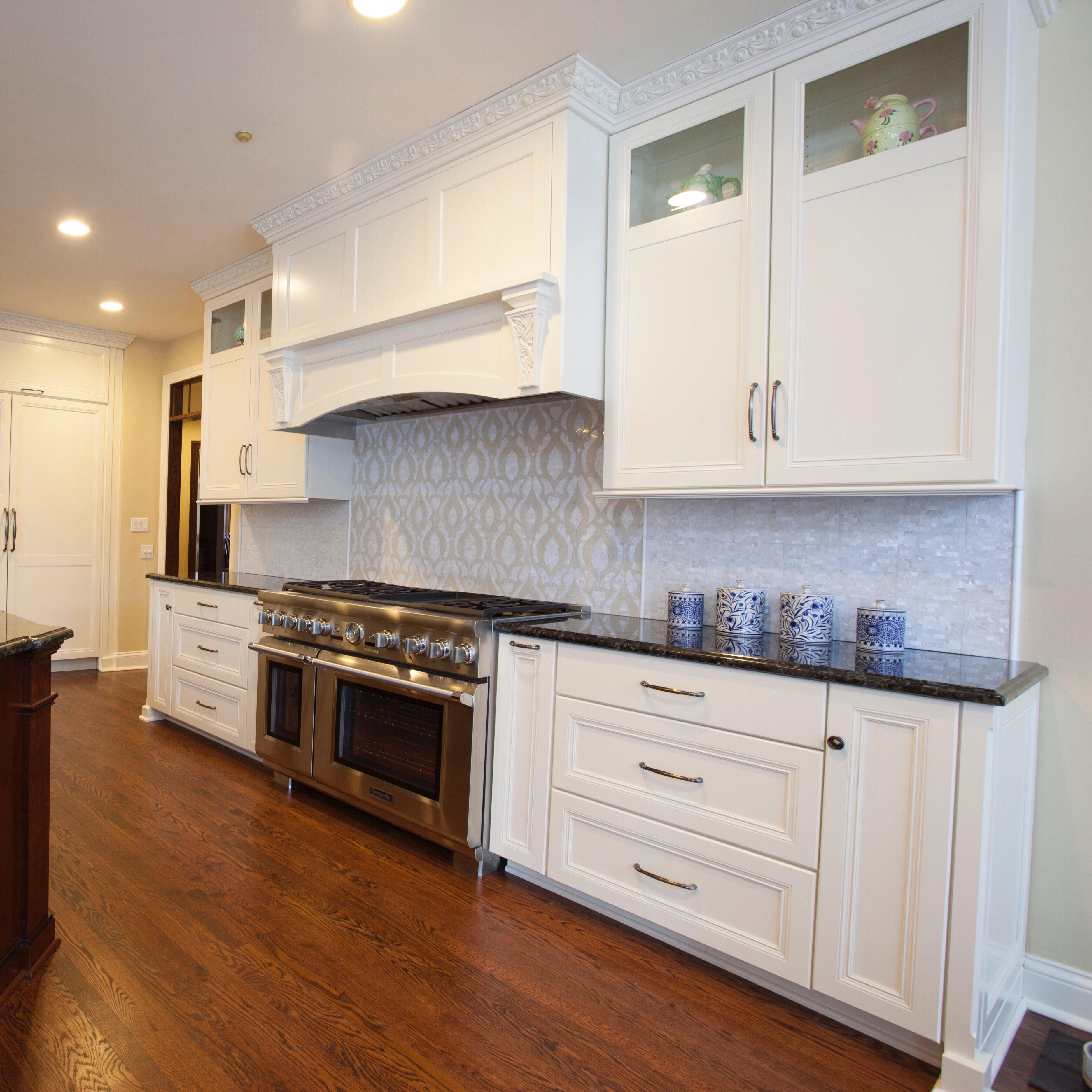 Your Kitchen Will Look Good And Smell Better With A New Hood It S Hard To Enjoy Your New Kitchen If Those Home Improvement Companies Cabinet Custom Cabinetry