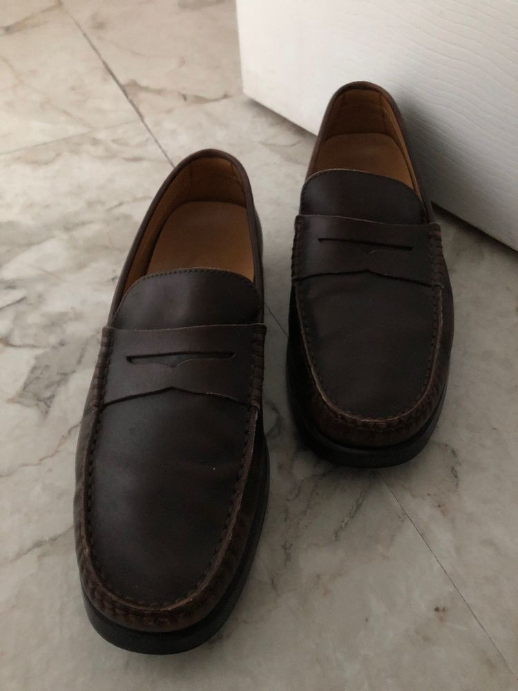 5638b04ac86 Tods Brown Leather Penny Loafers Size 10  fashion  clothing  shoes   accessories  mensshoes  dressshoes (ebay link)