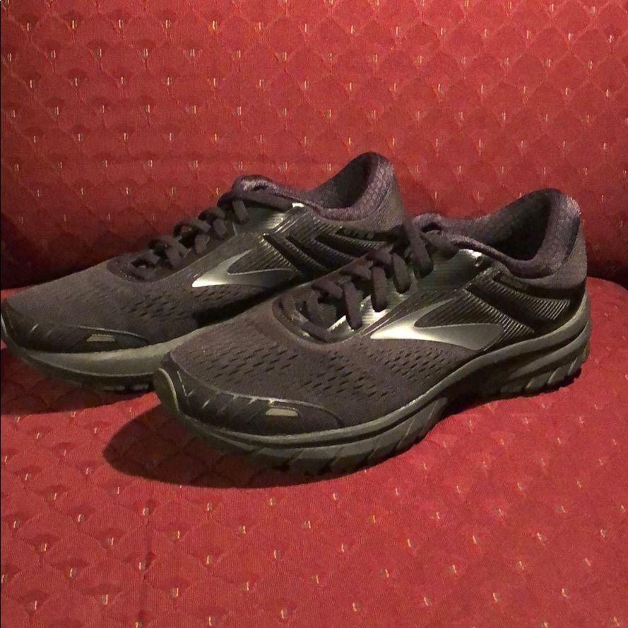Brooks Shoes Womens Brooks Adrenaline Gts 18 Size 8 5 Color Black Size 8 5 Women Athletic Shoes Shoes