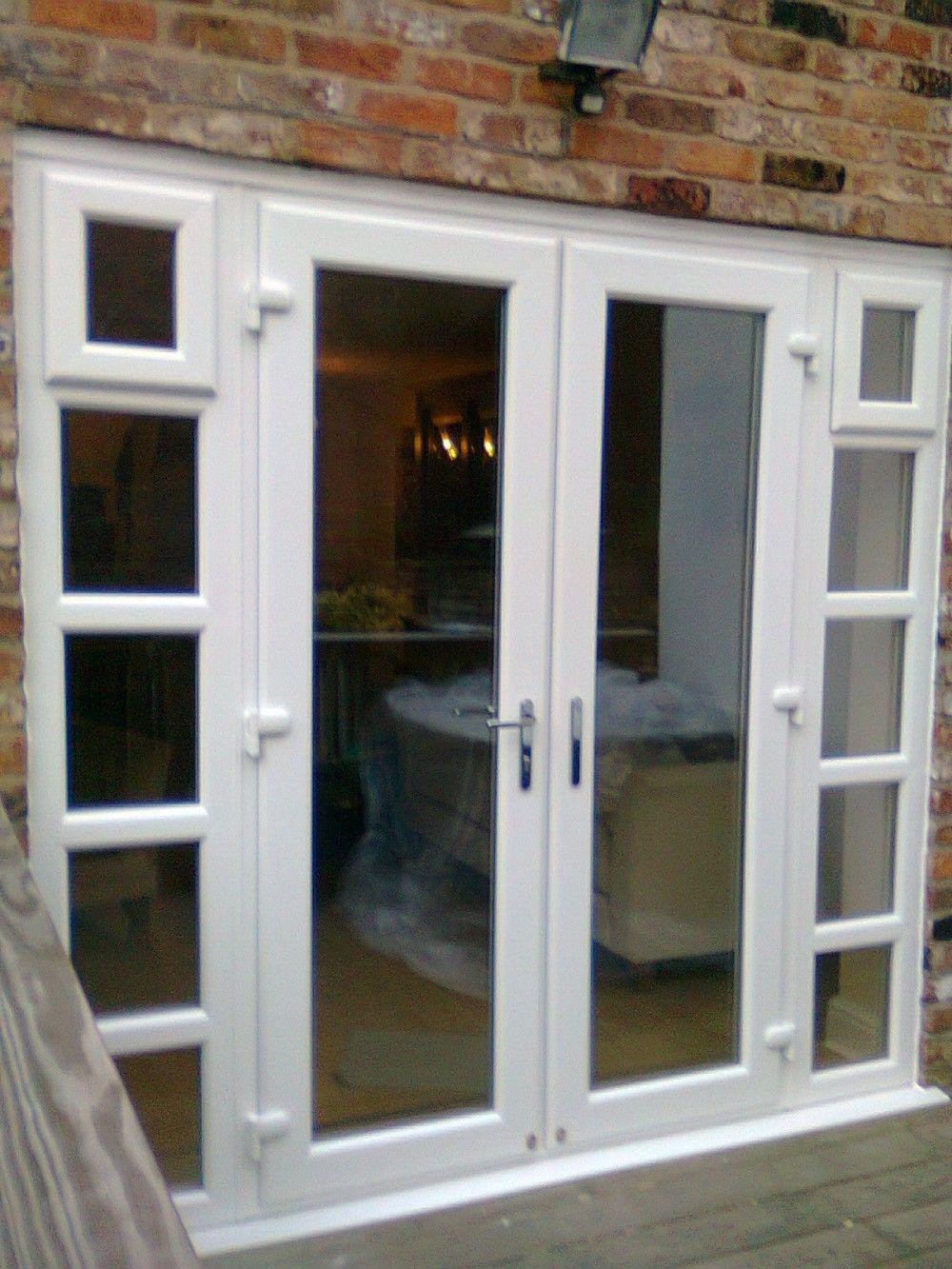 Handling Upvc Door Panels In 2020 Upvc French Doors French Doors Sliding French Doors