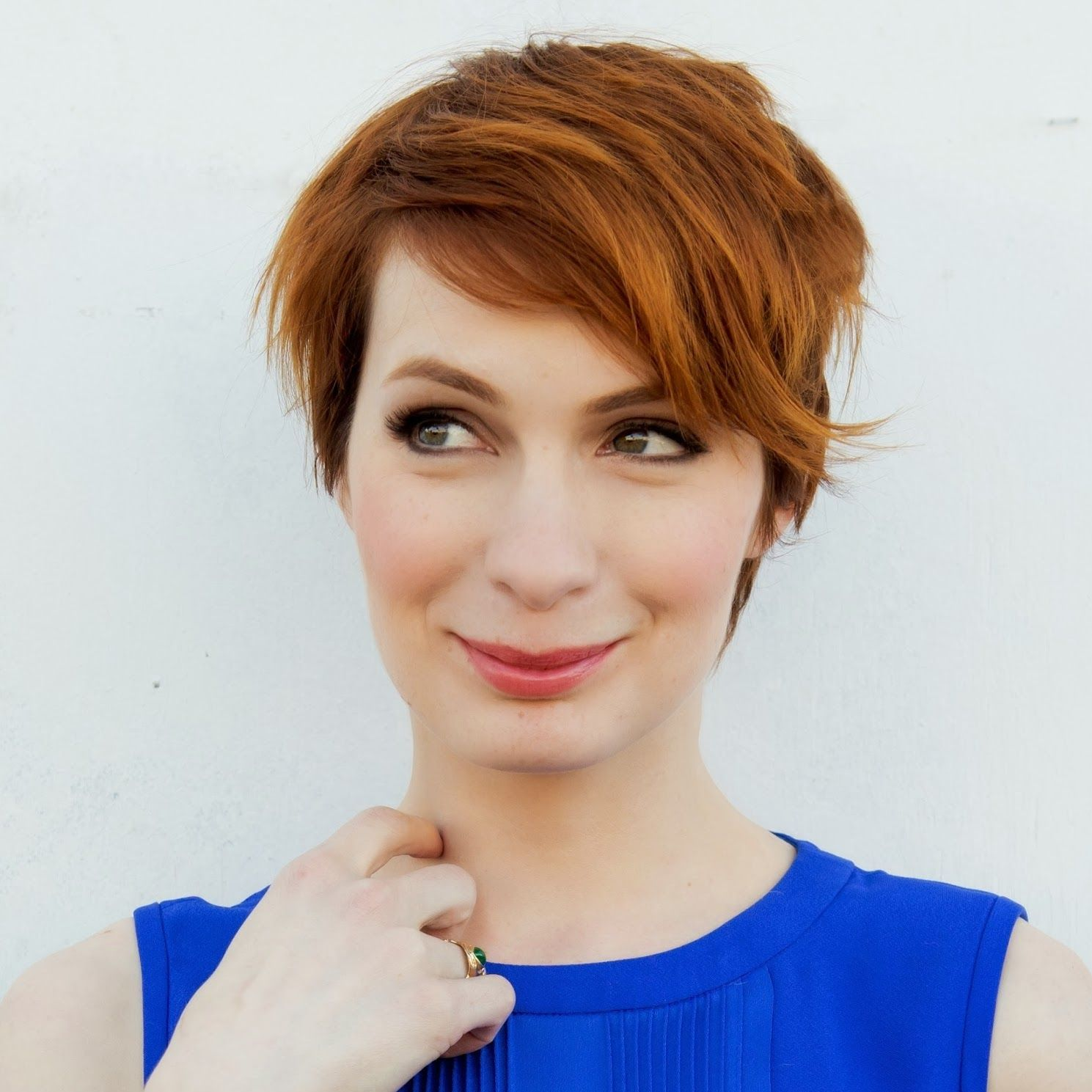 Image Result For Felicia Day Short Hair Hair Concepts Pinterest