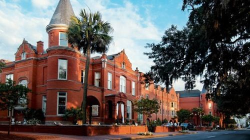 The Mansion 5 Hotel Spa Savannah
