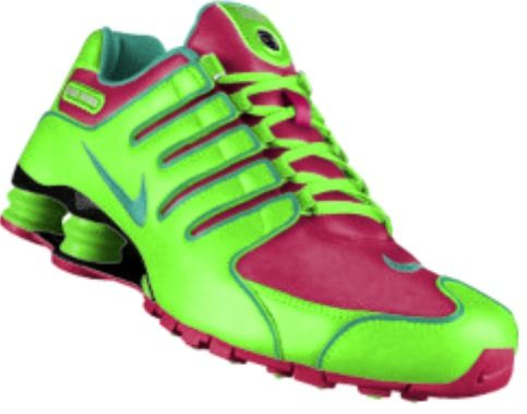 buy popular 688bc 7feb0 Customized Nike shox!!