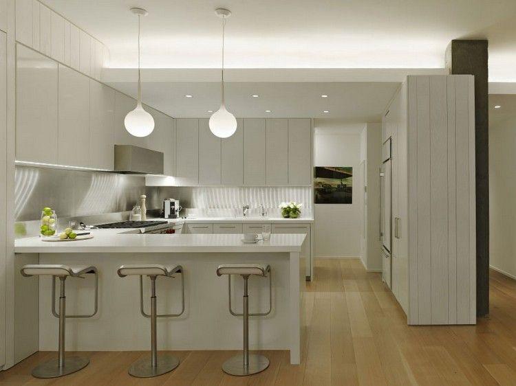 Küchenbeleuchtung planen: Das richtige Licht für die Arbeitsbereiche ...