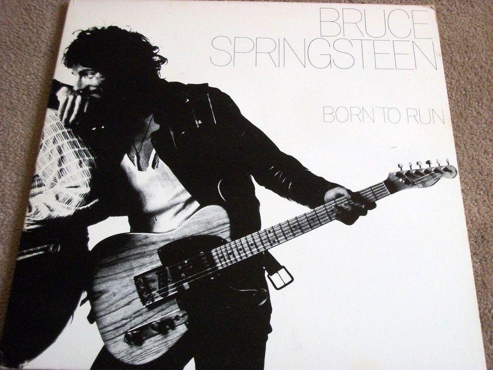 Bruce Springsteen Born To Run 12 Gatefold Vinyl Lp Record Columbia Jc 33795 Brucespringsteen Borntorun Alb Bruce Springsteen Born To Run Rock Legends