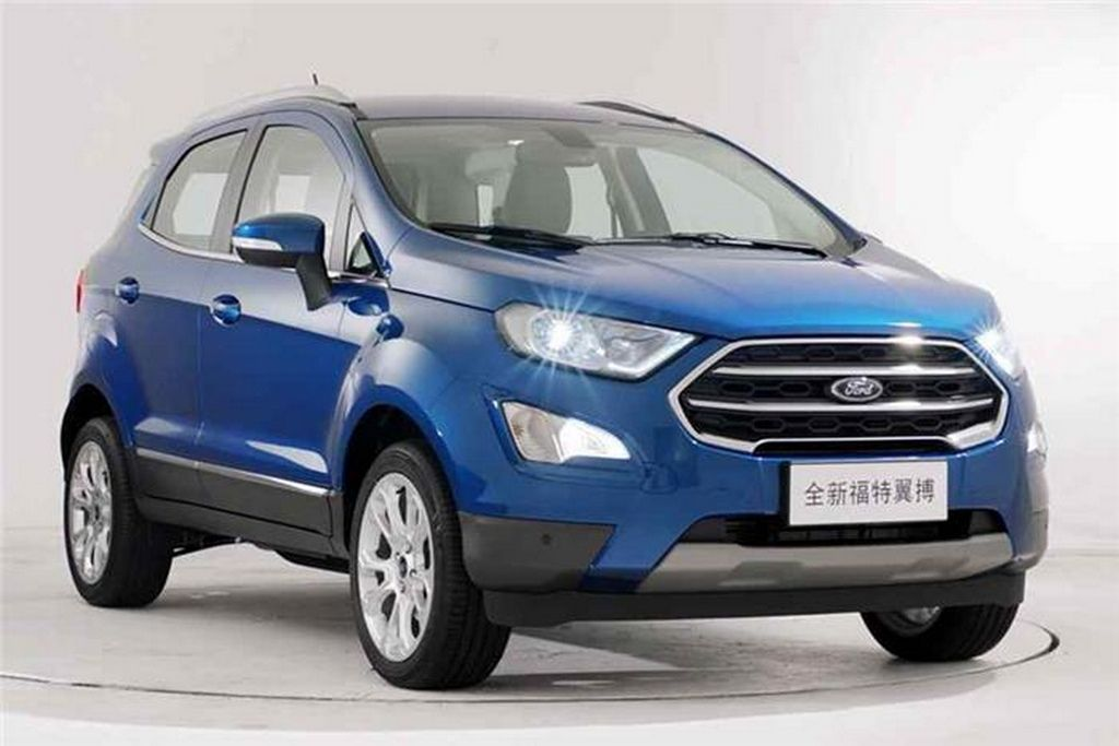 Upcoming Ford Suv To Get Mahindra Platform Ford Ecosport Ford