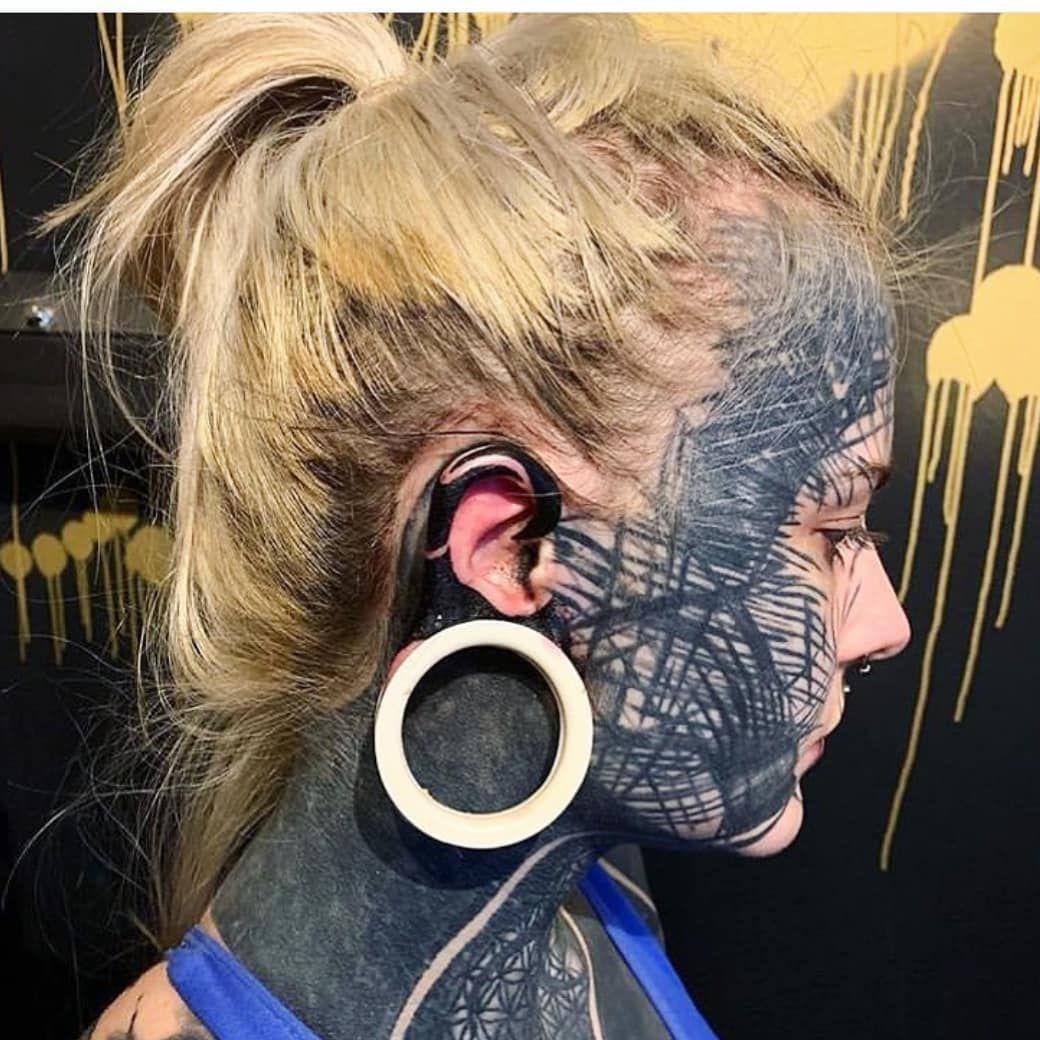 Face Tattoo Filter Instagram: Épinglé Sur TATTOOED HUMYN