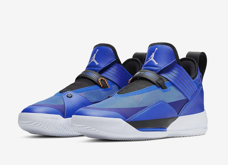 Despertar mezclador Cenar  The Air Jordan 33 Dropping In Blue