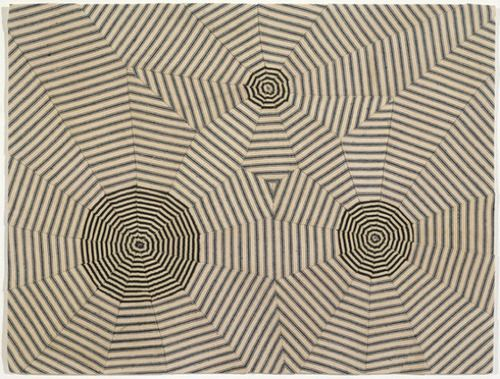 Untitled by Louise Bourgeois (Fabric Work)