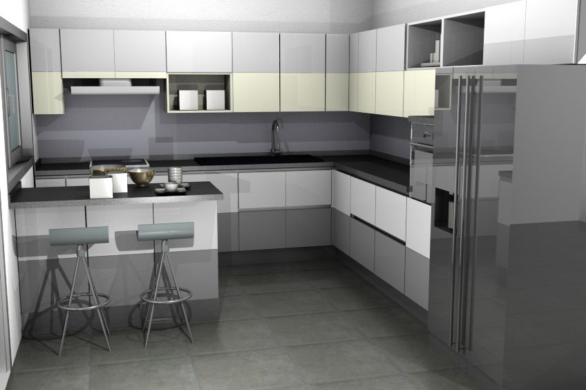 Cucina #Tetrix by #Scavolini #kitchen #kitchens #Sermobil #design ...