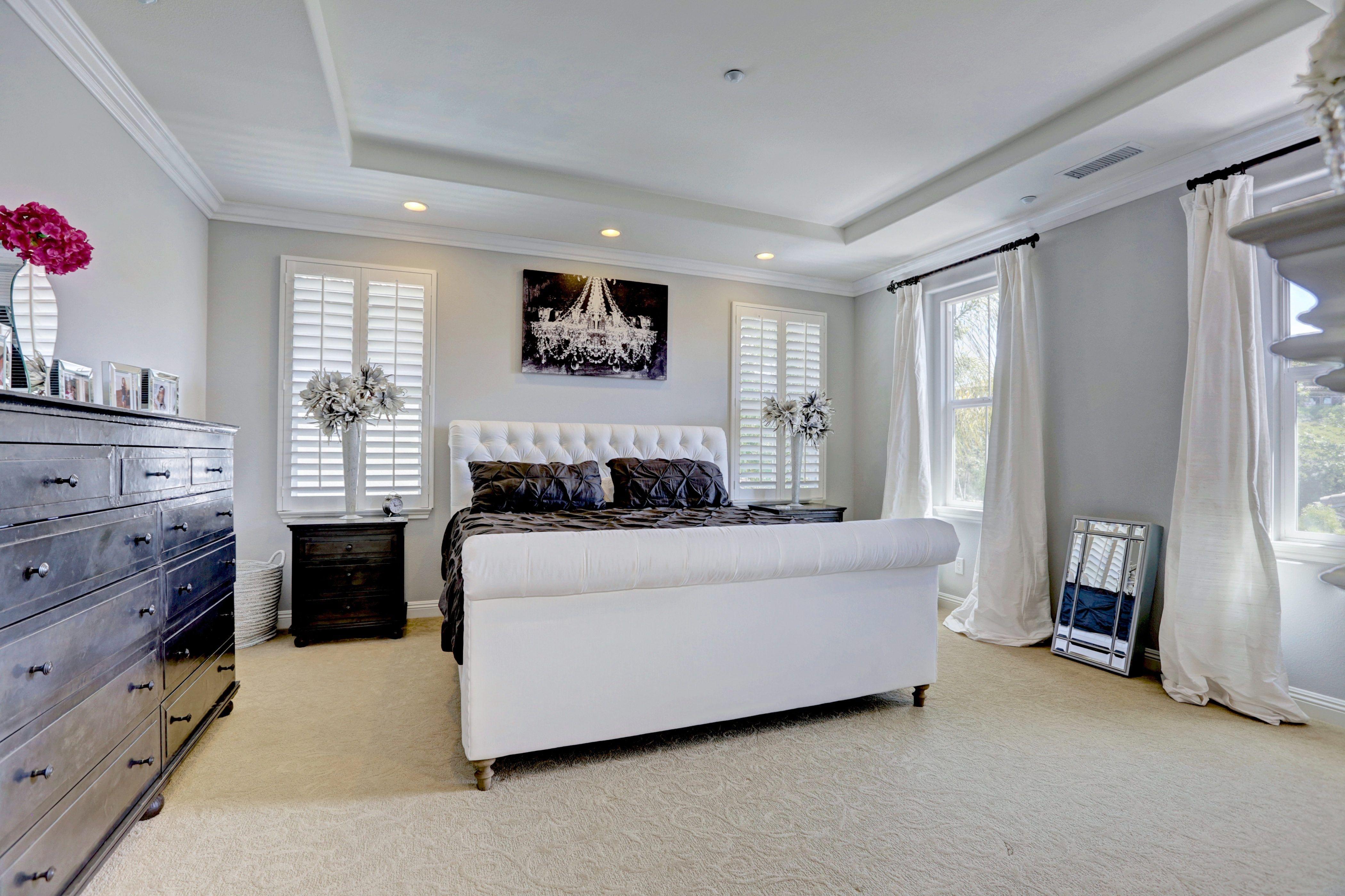 Moderne Schlafzimmer Beleuchtung Ideen Decken Beleuchtung
