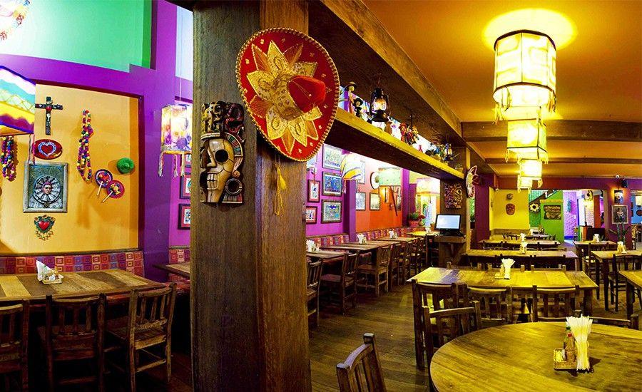 decoracion de restaurantes mexicanos - Buscar con Google ...