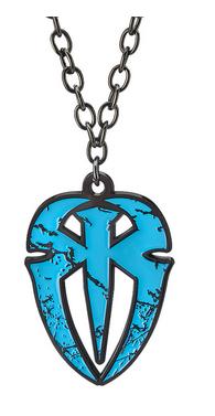Roman Reigns Blue Logo Pendant Pendant Roman Reigns Blue Logo