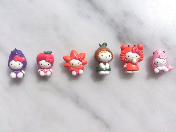Check out this item in my Etsy shop https://www.etsy.com/listing/271117330/hello-kitty-miniatures-featuring