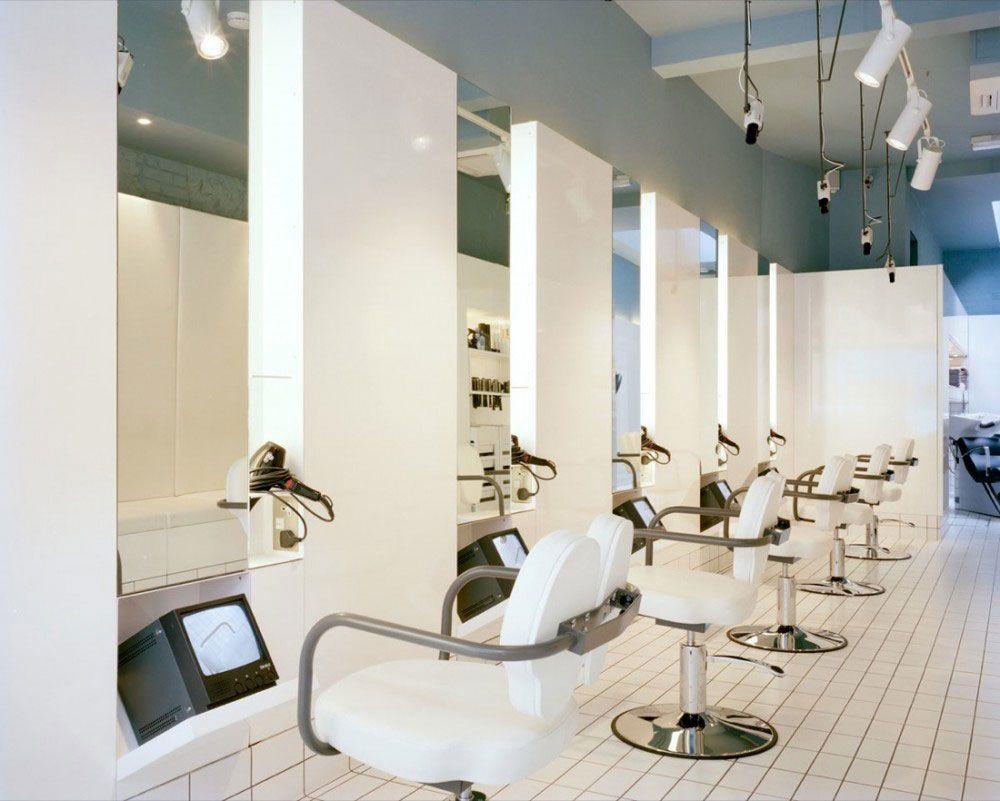 Contemporary Beauty Salon Salon Interior Design Hair Salon