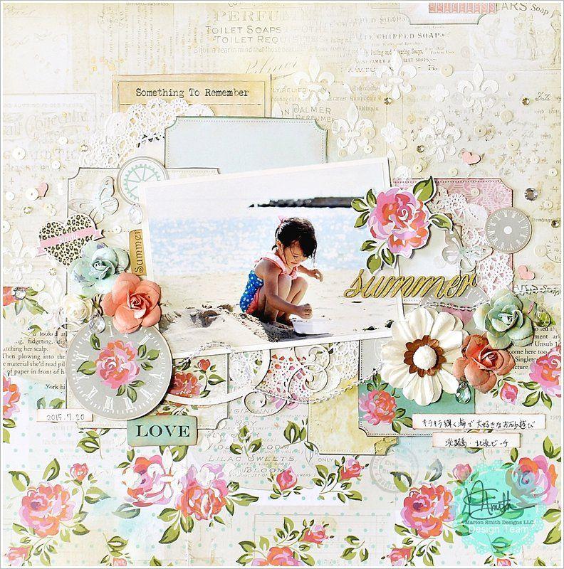 summer - marion smith