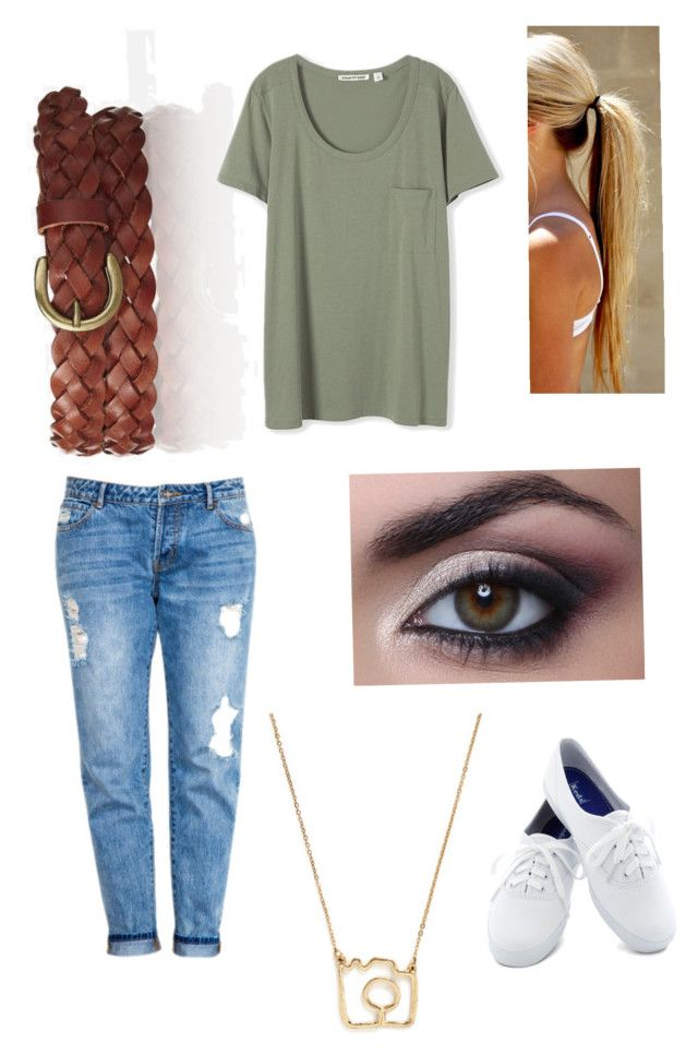 school by ashleesailor on Polyvore featuring polyvore, fashion, style, Keds, Express, women's clothing, women's fashion, women, female, woman, misses and juniors