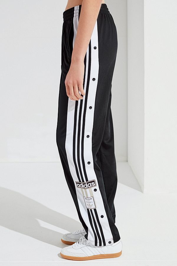 new product ccad2 ab321 Slide View  3  adidas Originals Adicolor Oversized Tear-Away Track Pant