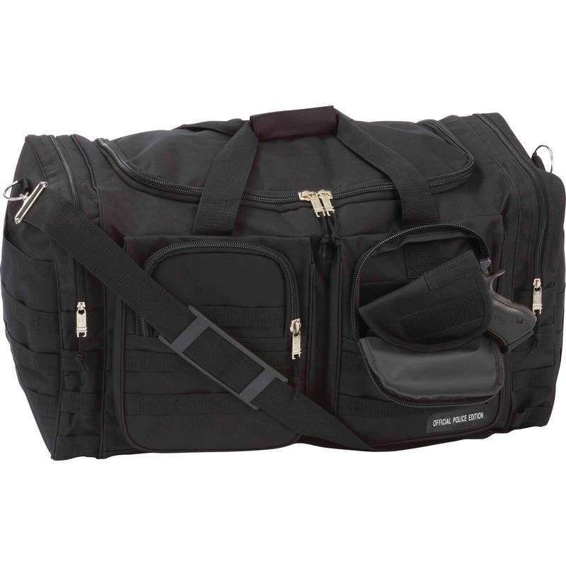 Extremepak Police Edition Tactical Patrol Ready Duty Gear Bag Travel Ebay