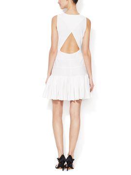 Drop Waist Cut-Out Dress from Jill Stuart on Gilt