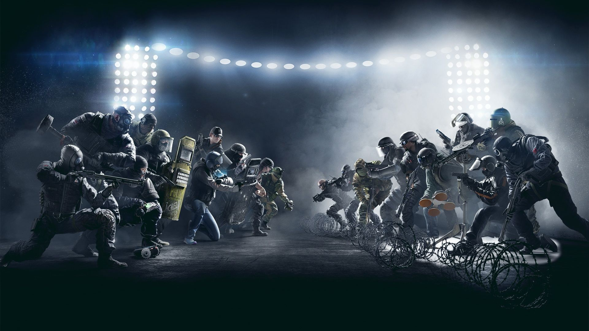 Rainbow Six Siege Trailers Wallpapers Ubisoft Uk Avec Images