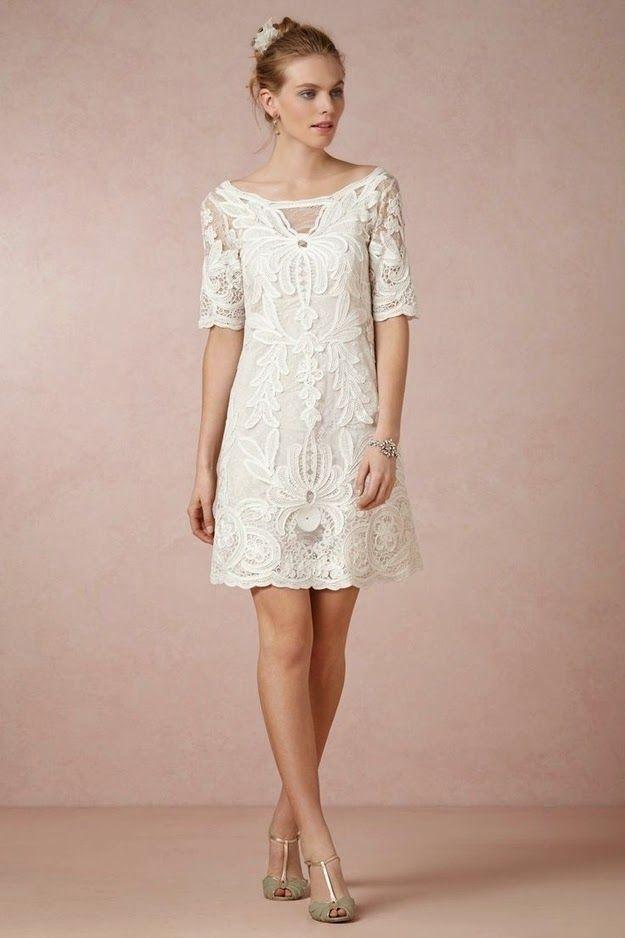 Exclusivos vestidos de Novia civil | Vestidos de bodas 2015 | outfit ...
