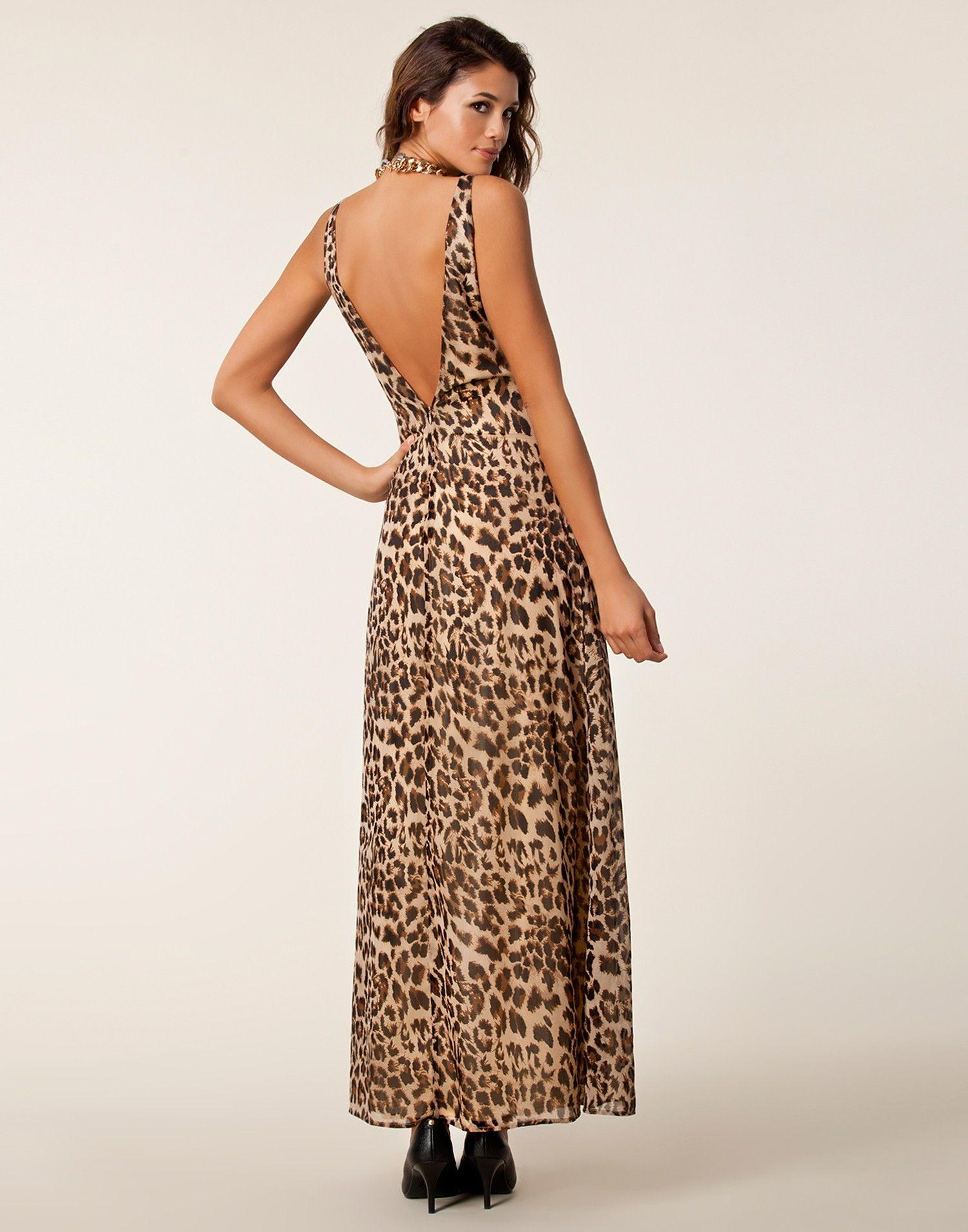 ef8102543049ec tijgerprint jurk